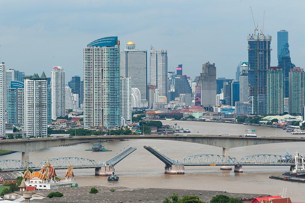 Bangkok classée 47e ville la plus sûre au monde