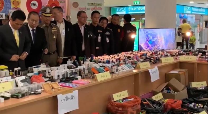 Cigarette électronique : nouvelle vague de répression de la part des autorités thaïlandaises