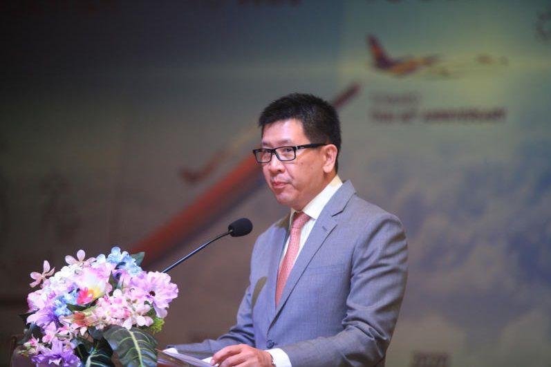 Le président de Thai Airways quitte ses fonctions