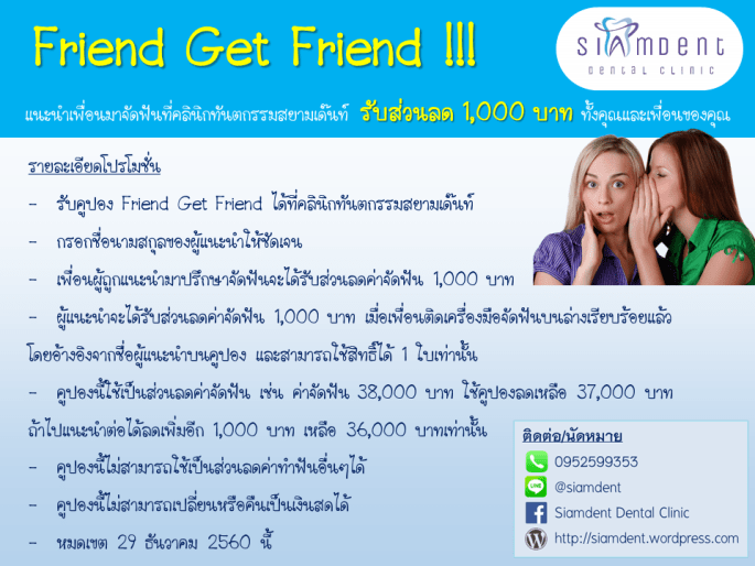 Friend Get Friend 3x4 รายละเอียด1