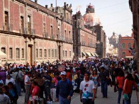 Centro Mexico DF