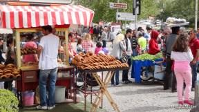 Mercado em İzmir
