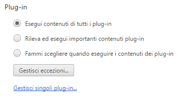 Plugin Chrome