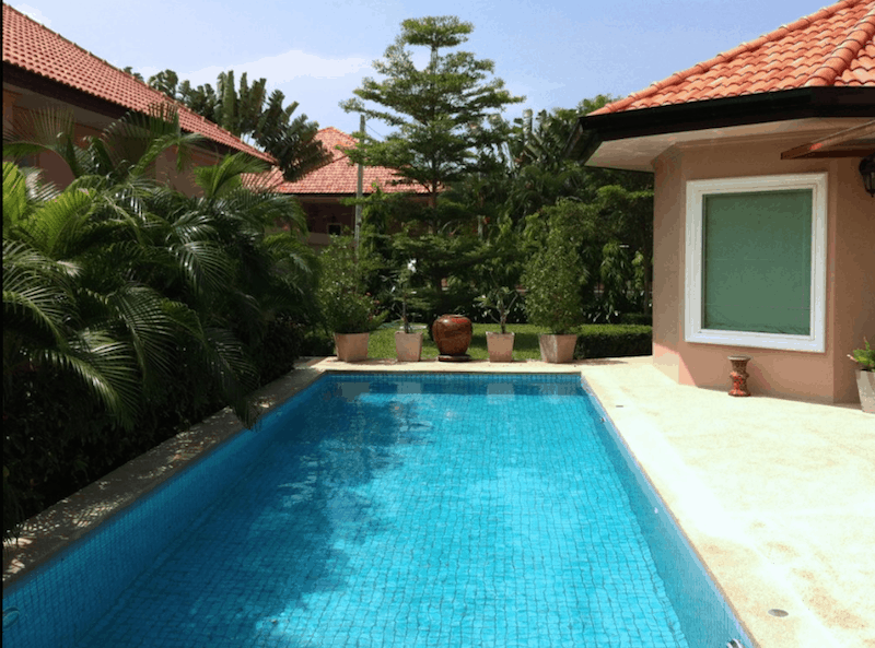 Hua Hin Home For Rent Near Beach