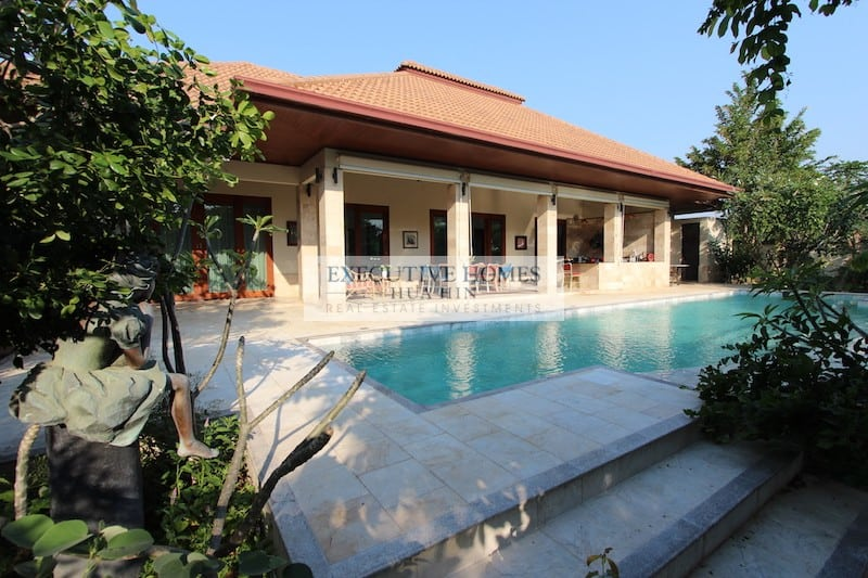 Hua Hin Real Estate & Property Sales & Rentals