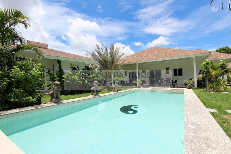 Houses For Sale Near Black Mountain Golf Course In Hua Hin | Hua Hin Golf Course Properties For Sale & Rent | Hua Hin Property Sales & Rental Agents | Hua Hin Homes For Sale & Rent | Hua Hin Real Estate Listings For Sale & Rent