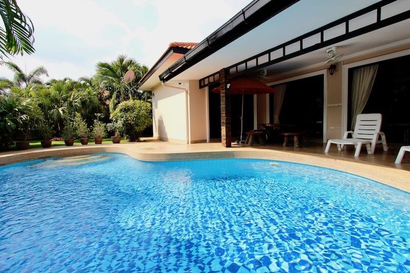 Hua Hin Home for Rent Near Center