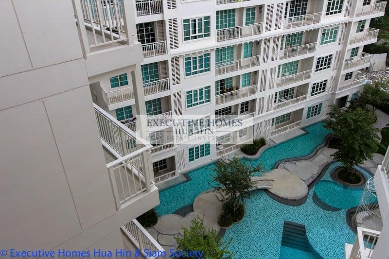 Redefining Thailand's Real Estate Market   Hua Hin Vacation Condo Rentals   Hua Hin 1 Bedroom Condos For Rent Near Beach