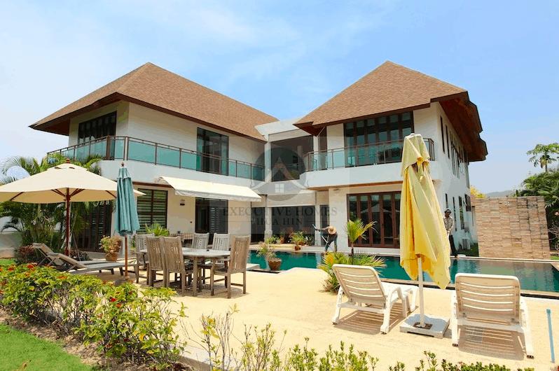 Palm Hills Luxury Villas For Sale In Hua Hin Thailand | Thailand Real Estate Hua Hin | Hua Hin Homes for Sale | House For Sale Hua Hin | Hua Hin Real Estate | Golf Course Homes For Sale In Thailand