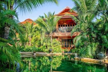 Stunning Bali Style Golf Course Home For Sale   Golf Course Homes For Sale In Hua Hin Thailand   Golf Course Homes For Sale In Thailand   Hua Hin Homes For Sale   Luxury Golf Homes For Sale In Thailand   Hua Hin Real Estate For Sale   Hua Hin Thailand Real Estate   Thai Real Estate