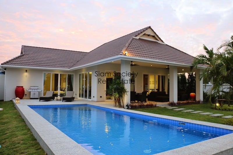 Executive Homes Hua Hin property for sale