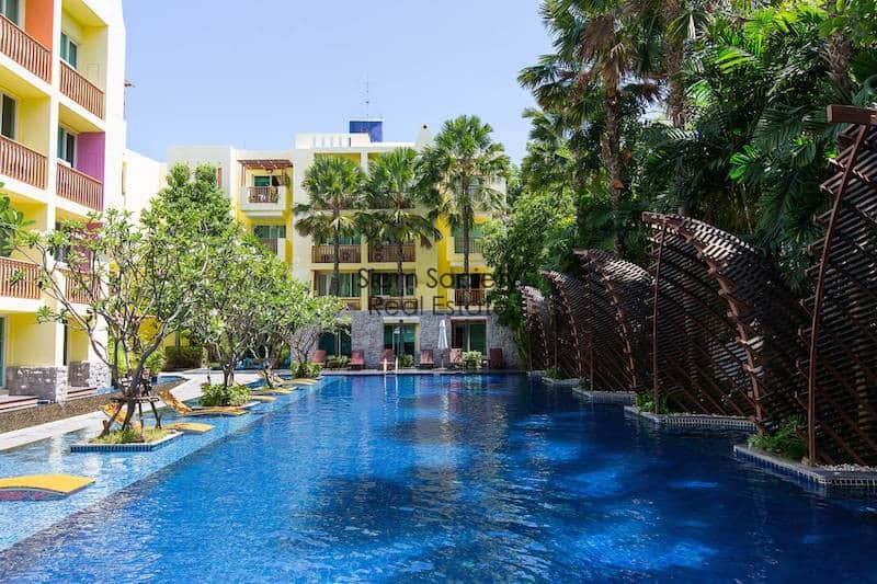 Mykonos 1 Bedroom unit for rent in central Hua Hin