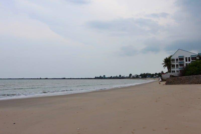 Cha Am Beachfront Land for Sale