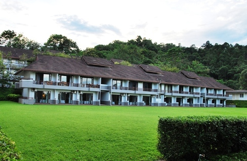 Doi Tung Lodge, Doi Tung, North Thailand