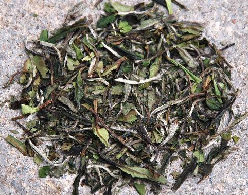 Bai Mu Dan / White Peony White Tea