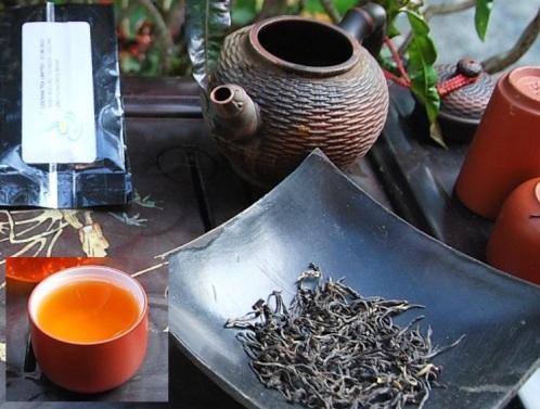 Darjeeling Doke Rolling Thunder Oolong Tea, from Rajiv Lochan