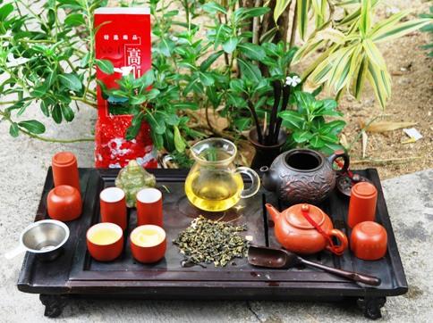 Ruan Zhi Thai Oolong Tea Gong Fu Cha
