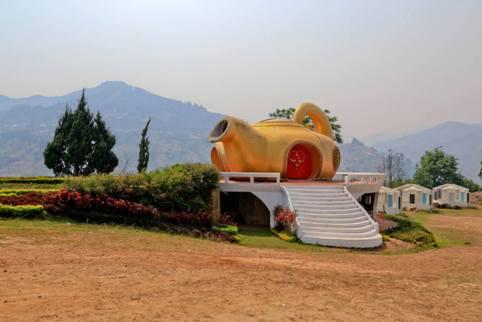 Tea Mastery School, Doi Mae Salong, north Thailand