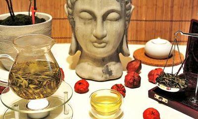 Anji Bai Cha Green Tea /