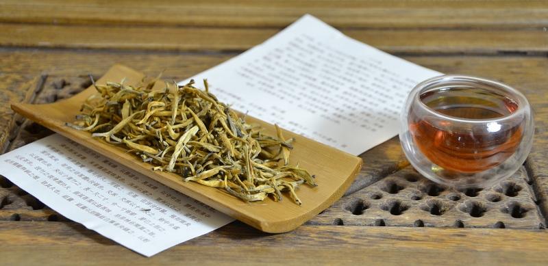 Wild Yunnan Golden Tips - single variety, single origin, single picking