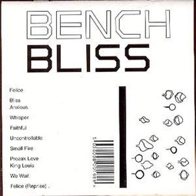 bench bliss