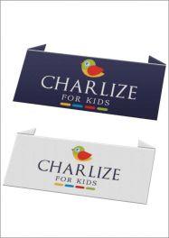 Eticheta tesuta Charlize for Kids