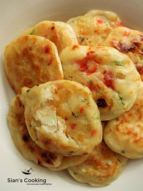 saltfish fritters