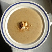 Peanut Porridge Recipe