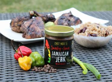 Chef Noel's Jerk Marinade