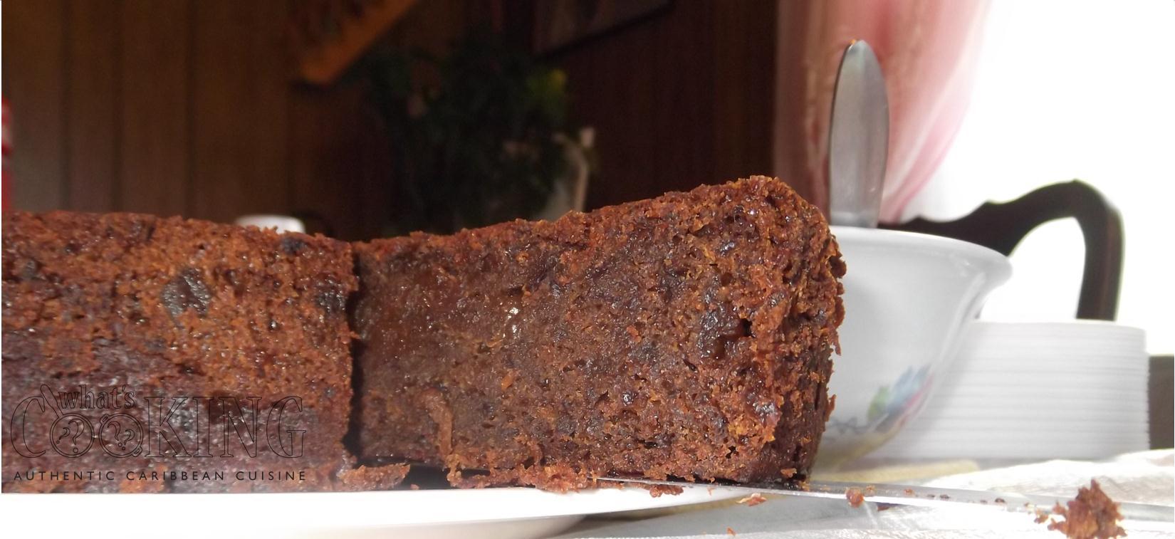 Best Jamaican Black Cake Recipe Gif