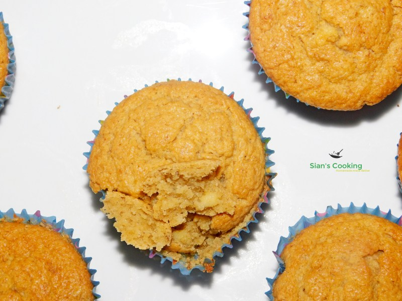 Oatmeal Banana Muffins Recipe
