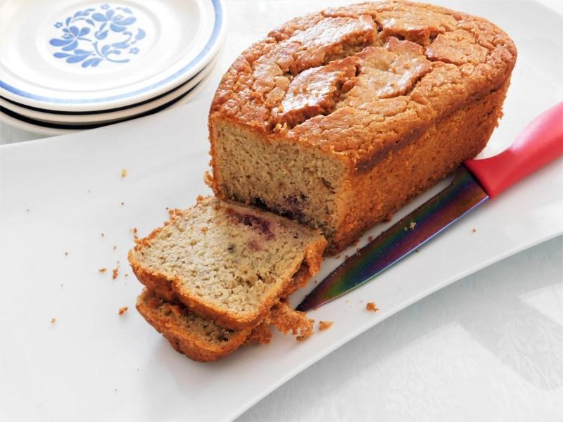 Strawberry-Banana Bread