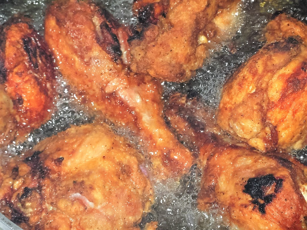 Fried Chicken Recipe, Jamaican Style