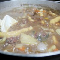 Red Peas Soup Recipe