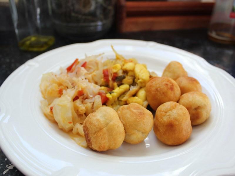 Fried Dumplings Recipe