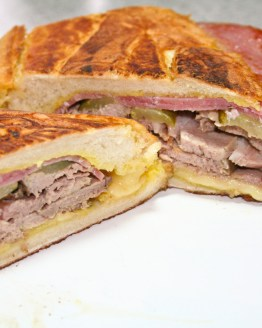 Cuban sandwich 2