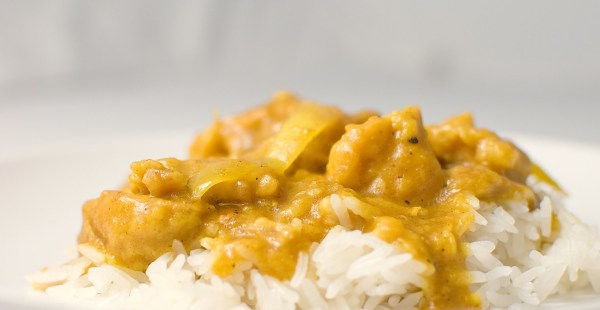 Curry (curried) Chicken
