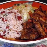 Rice & Peas