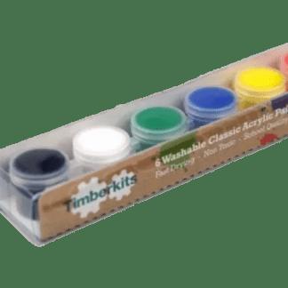 Classic paint set