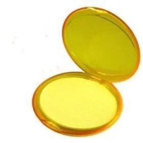 Compact soap - Lemon colour and scent