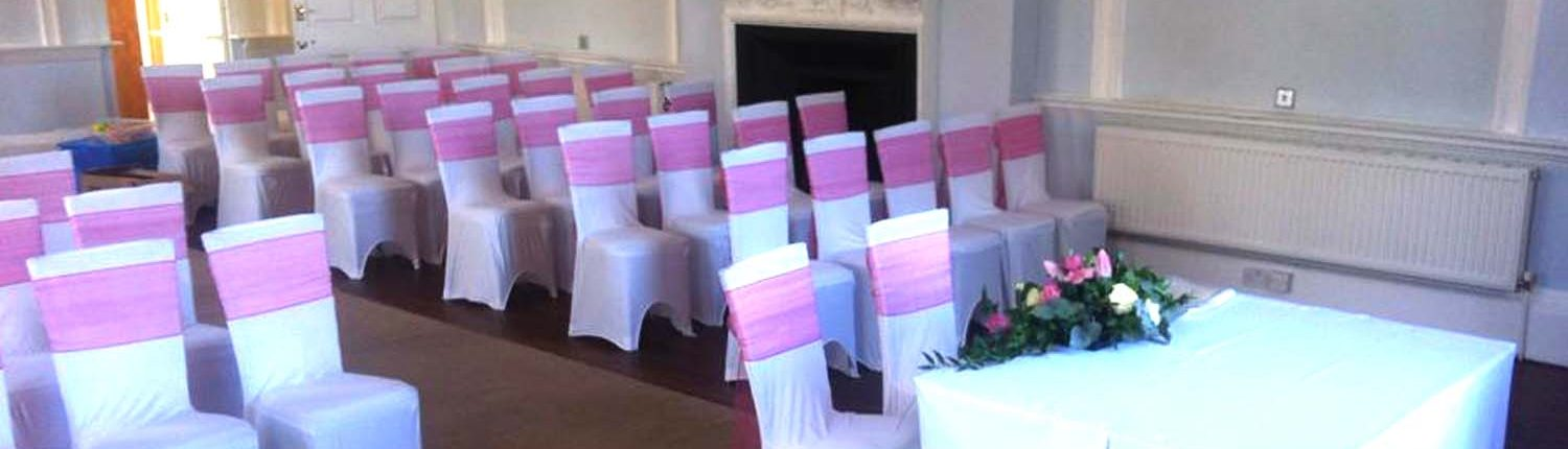 chair cover hire rugeley childs white rocking home sians special occasions wedding venue decorations specialists