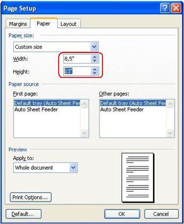 Cara Print Full Kertas F4 : print, kertas, Print, Kertas, YAYASAN, PENDIDIKAN, BABUL, RUMBIA
