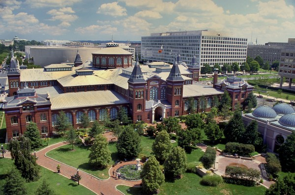 Arts And Industries Building Smithsonian Institution