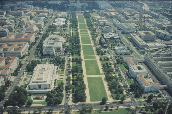 National Mall Smithsonian Institution Archives