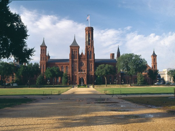 Smithsonian Castle Institution Archives