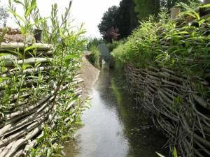 Entretien riviere tressage