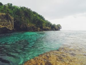 Siargao Island Hopping at Magpupungko Rock Pools