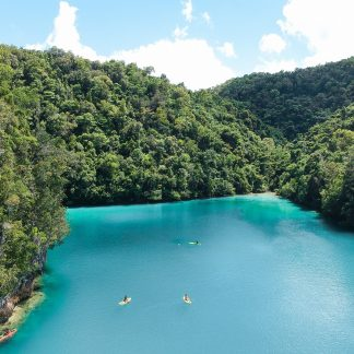 sugba lagoon to magpupungko