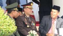 Harlah Pancasila ke-73 di Pariaman, Kapolres Bacakan Sambutan Presiden RI