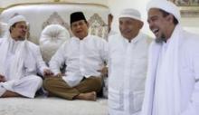 Inilah Hasil Pertemuan Amien Rais, Prabowo dan Habib Rizieq di Makkah